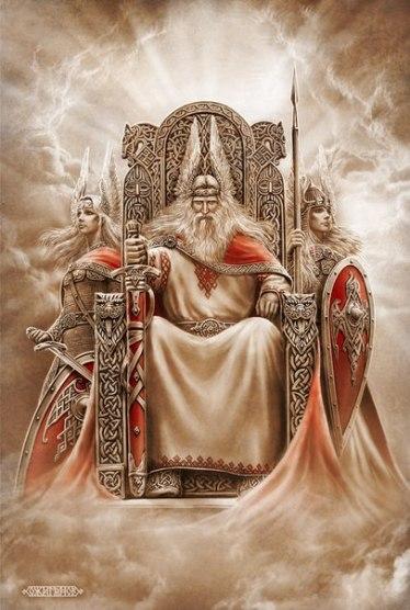 РОД - Свевишњи Бог