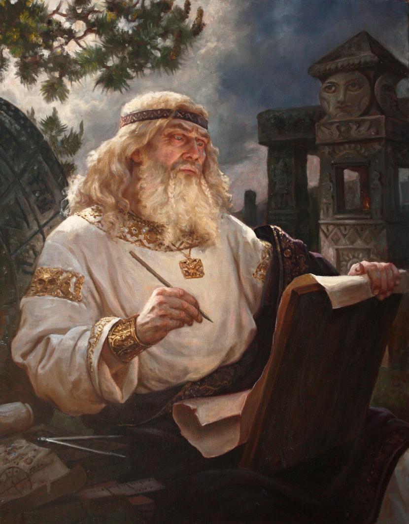 Драган Симовић: ПРОРОЧАНСТВО ЗВЕЗДАНЕ И КЕДРОВЕ КЊИГЕ