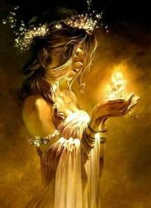 Вера Розалија: Клупко исцељујућих светлосних нити