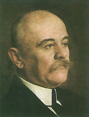 Jovan_Cvijić,_Uroš_Predić