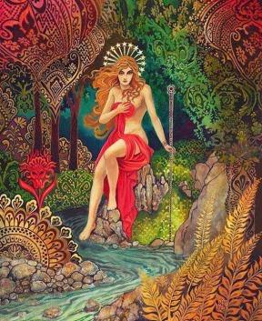 Резултат слика за крилата богиња сербона, слике