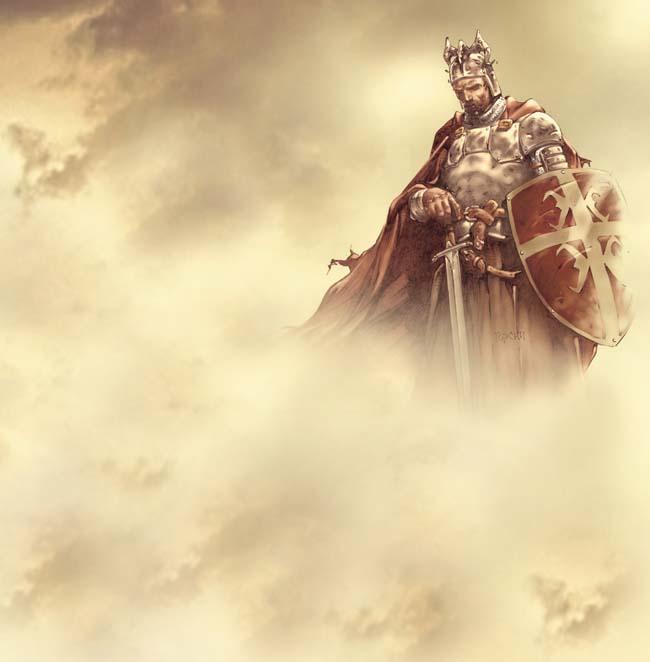 Вукица Морача: Србски витезови